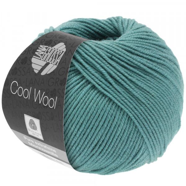 Lana Grossa Cool Wool 2000 2072 helles Seegrün 50g
