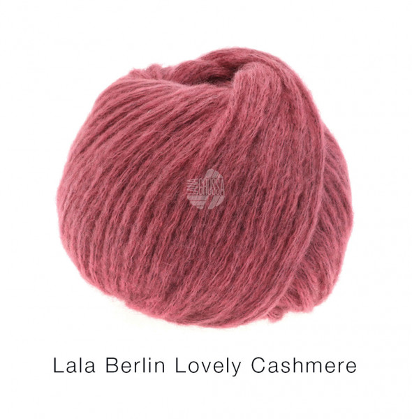 Lana Grossa lala BERLIN LOVELY CASHMERE 0003 Erika 25g