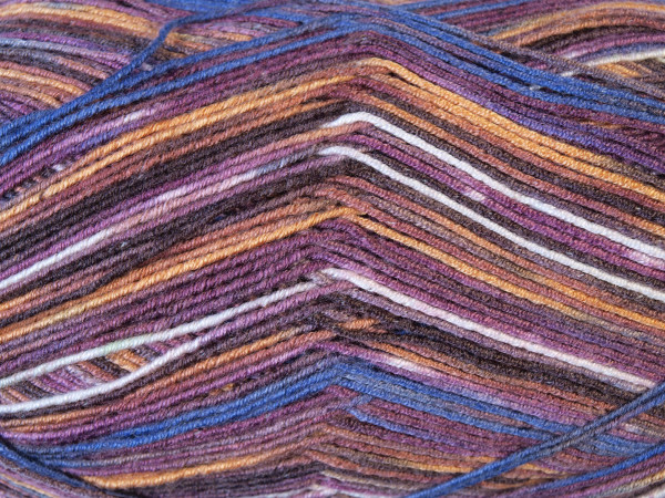 OnLine Sensitive Socks - Orange/Lila/Hellgrün