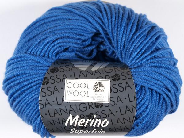 Lana Grossa Cool Wool 2000 - Kobaltblau