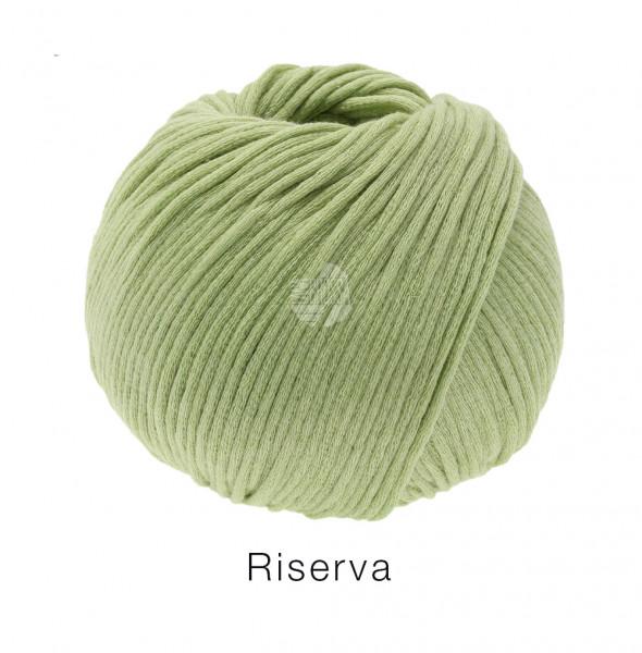 Lana Grossa Riserva Gots 019 Schilfgrün 50g