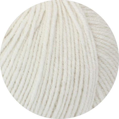 Lana Grossa Elastico 001 Weiß 50g