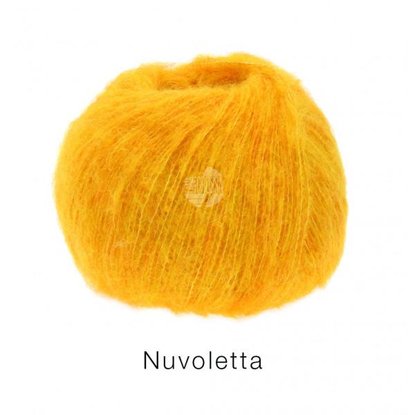 Lana Grossa Nuvoletta 012 Gelb 50g