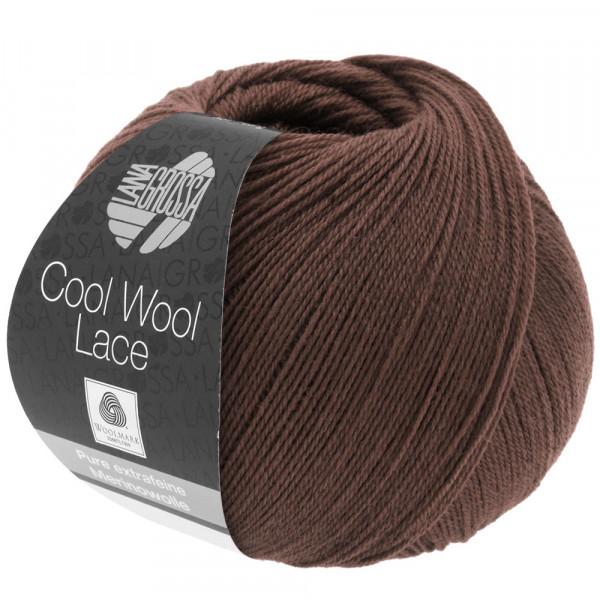 Lana Grossa Cool Wool Lace 012 Mokka 50g