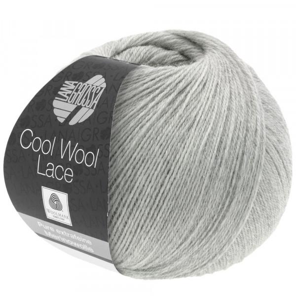 Cool Wool Lace - Hellgrau