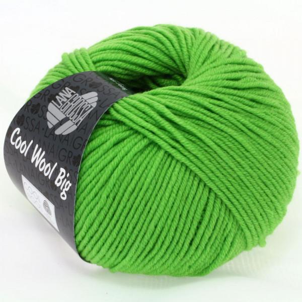 Lana Grossa Cool Wool Big 941 Hellgrün 50g