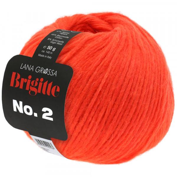 Lana Grossa BRIGITTE NO.2 025 Koralle 50g