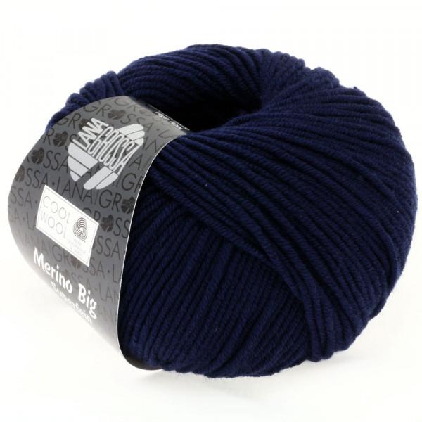 Lana Grossa Cool Wool Big 630 Nachtblau 50g