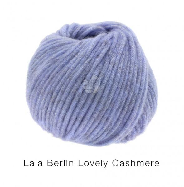 Lana Grossa lala BERLIN LOVELY CASHMERE 0011 Lila 25g