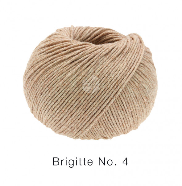 Lana Grossa Brigitte No.4 - Sand