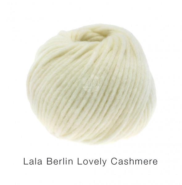 Lana Grossa lala Berlin Lovely Cashmere 016 Natur 25g