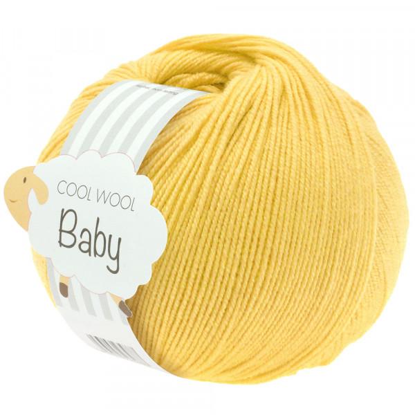 Lana Grossa Cool Wool Baby 273 Gelb 50g