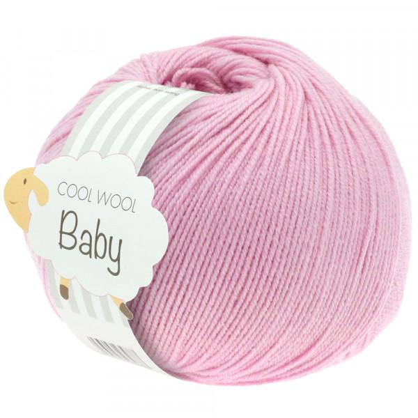 Lana Grossa Cool Wool Baby 216 Rosa 50g