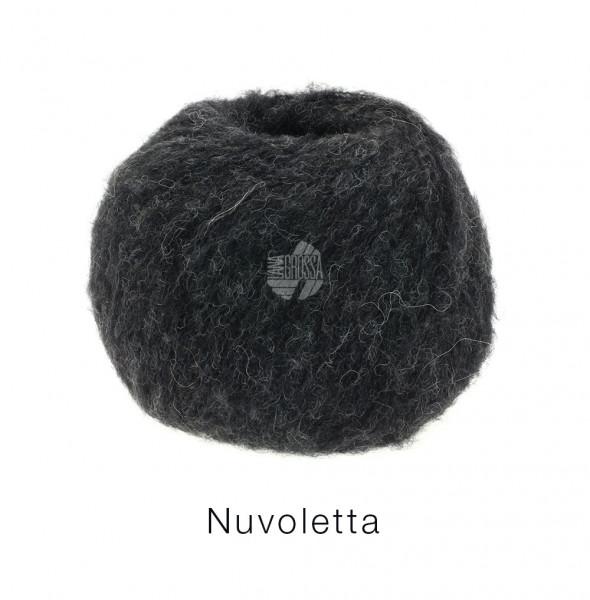 Lana Grossa Nuvoletta - Schwarz