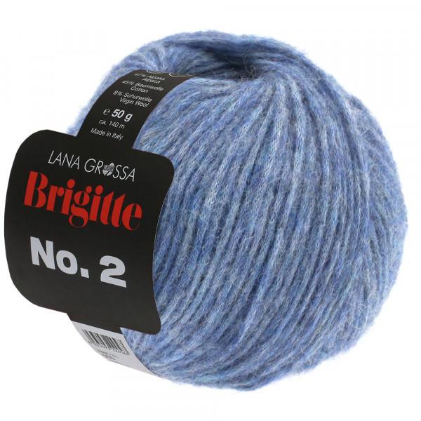 Lana Grossa Brigitte No.2 006 Jeans 50g
