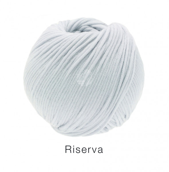 Lana Grossa Riserva Gots 009 Silbergrau 50g