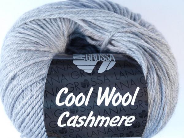Lana Grossa Cool Wool Cashmere - Hellgrau