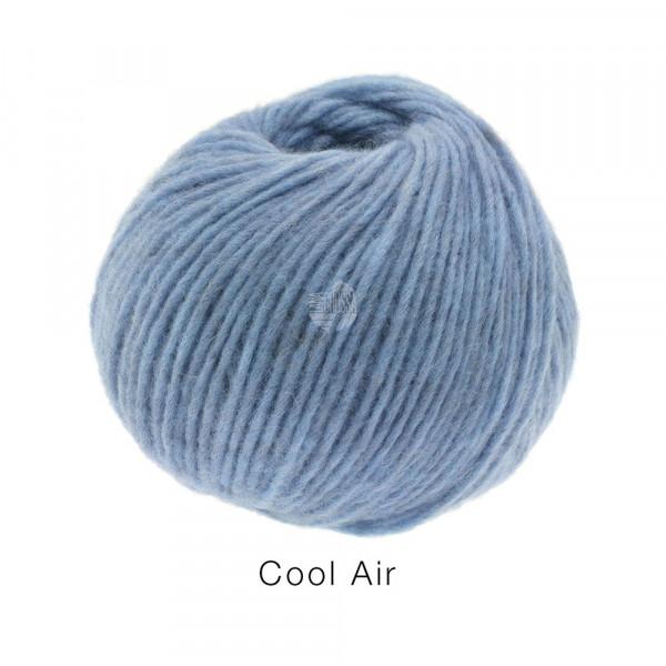 Lana Grossa COOL AIR 0023 Hellblau 50g