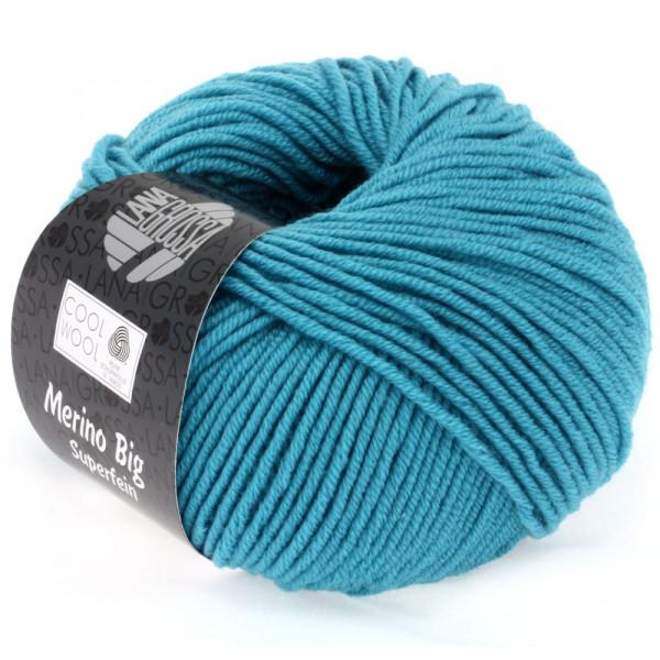 Lana Grossa Cool Wool Big 910 Türkis 50g