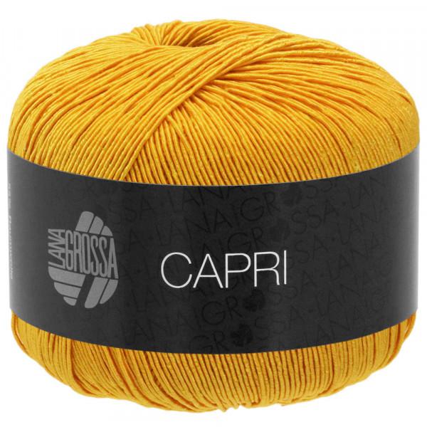 Lana Grossa Capri 017 Gelb 50 g