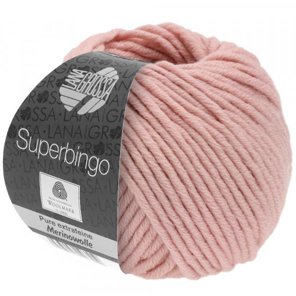Lana Grossa Superbingo 092 Pastellrosa 50g