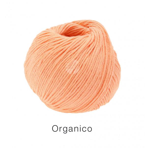 Lana Grossa Organico 122 Apricot 50g