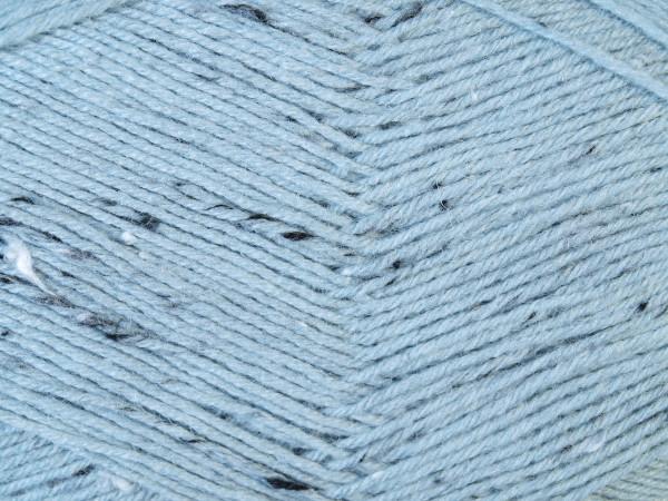 Lana Grossa Meilenweit 100 Tweed - Blaugrau