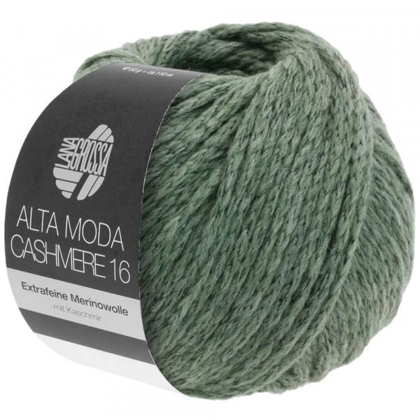Lana Grossa Alta Moda Cashmere 16 045 Graugrün 50g