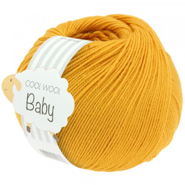 Lana Grossa Cool Wool Baby 280 Safrangelb 50g