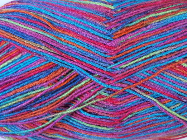 OnLine Sensitive Socks 044 Pink/Rot 100g