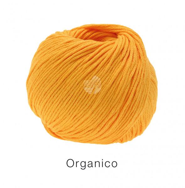 Lana Grossa Organico 123 Orange 50g