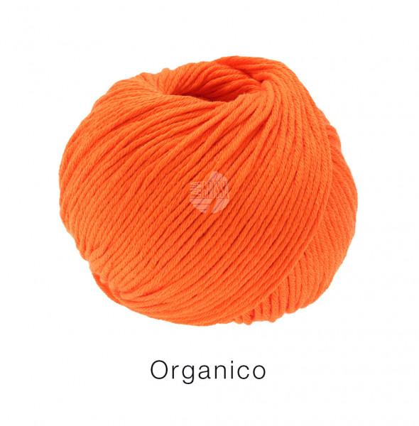 Lana Grossa Organico 124 Kürbis 50g