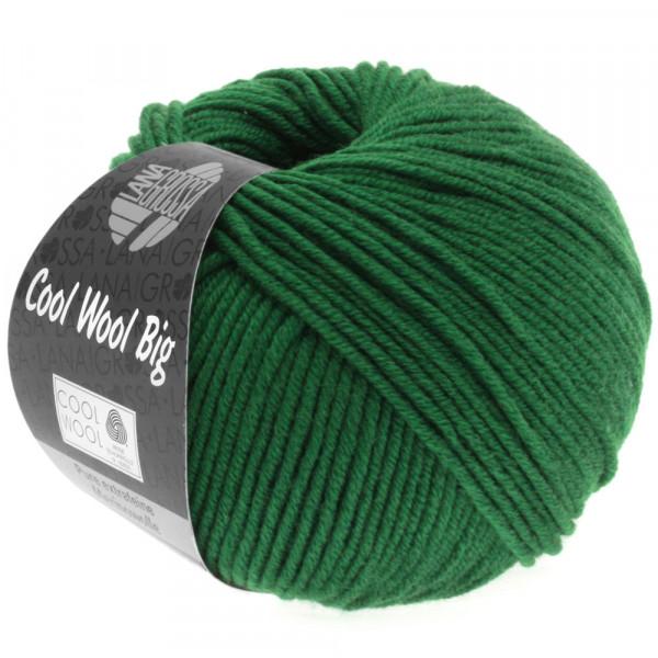 Lana Grossa Cool Wool Big 949 Flaschengrün 50g