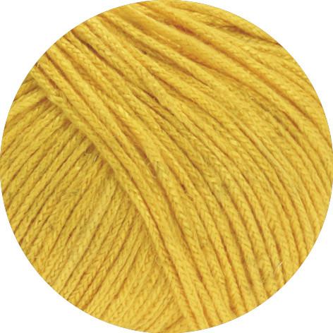 Lana Grossa Linarte 307 Gelb 50 g