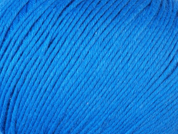 Lang Yarns Baby Cotton 006 Royalblau 50g
