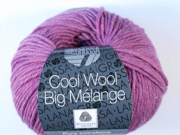 Lana Grossa Cool Wool Big Melange 351 Flieder meliert 50g