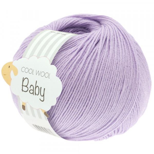 Lana Grossa Cool Wool Baby 268 Flieder 50g