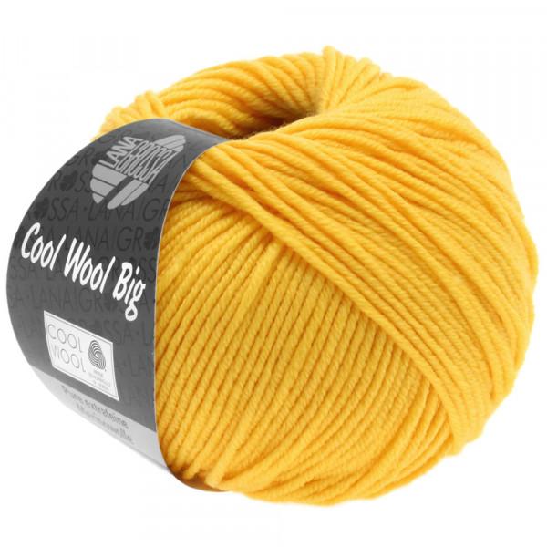 Lana Grossa Cool Wool Big 958 Gelb 50g