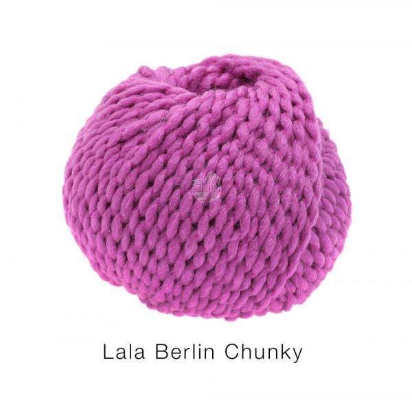 Lana Grossa lala BERLIN CHUNKY 002 Zyklam 50g