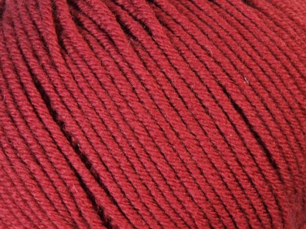 Lana Grossa Cool Wool Big 989 Indischrot 50g