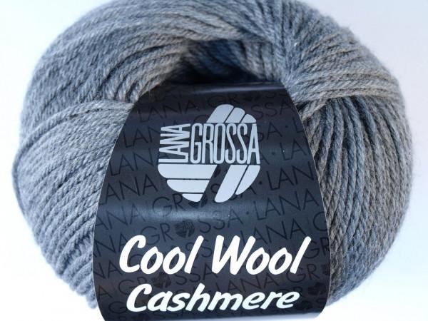 Lana Grossa Cool Wool Cashmere - Grau