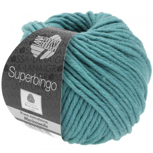 Lana Grossa Superbingo 095 Seegrün 50g