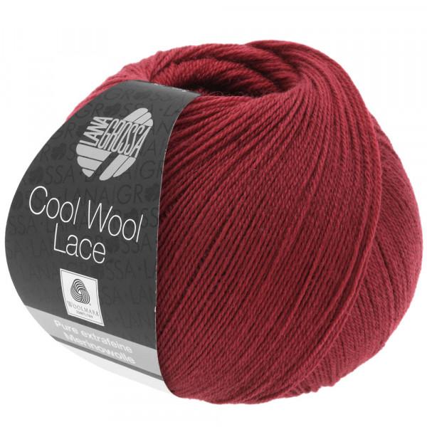 Cool Wool Lace - Bordeaux
