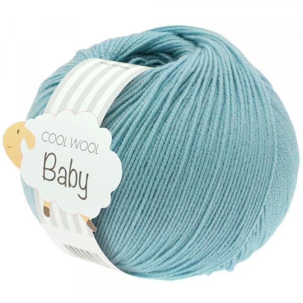Lana Grossa Cool Wool Baby 261 Mint 50g