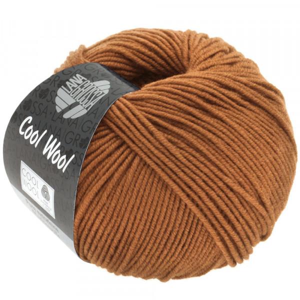 Lana Grossa Cool Wool 2000 2054 Cognac 50g