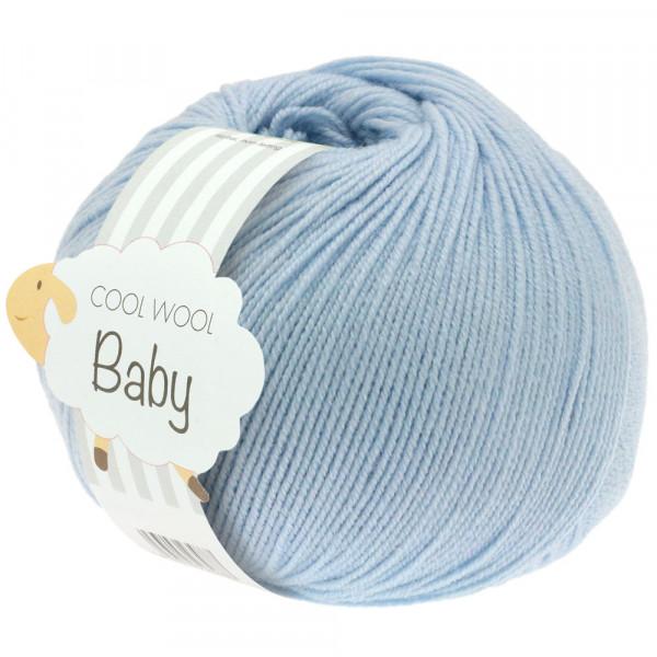 Lana Grossa Cool Wool Baby 208 Hellblau 50g