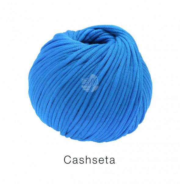 Lana Grossa Cashseta 035 Blau 50g