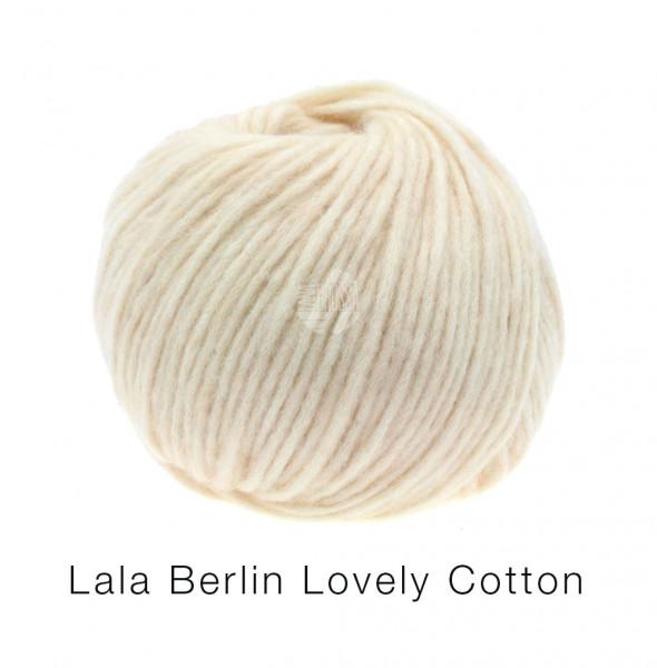 Lana Grossa Lala Berlin Lovely Cotton 007 Natur 50g