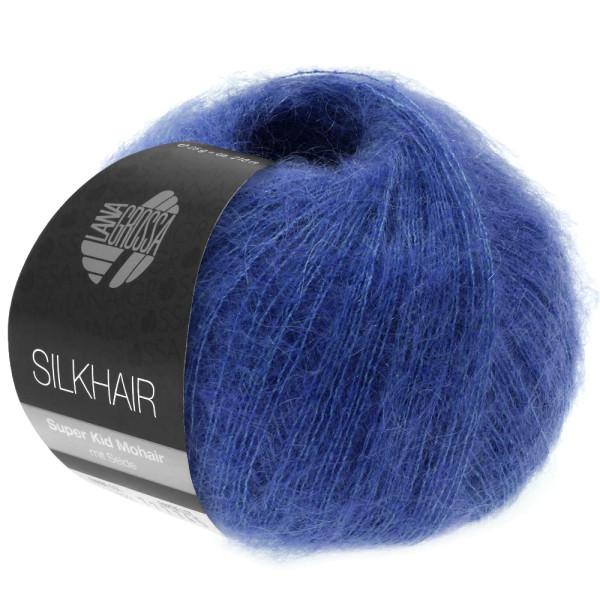 Lana Grossa Silkhair 144 Blau