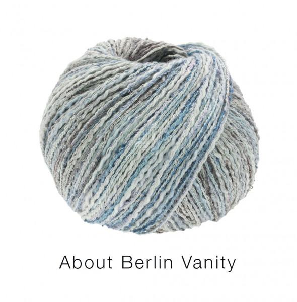 Lana Grossa About Berlin Vanity 012 Mauve/Jeans/Rauchblau/Natur bunt 50g